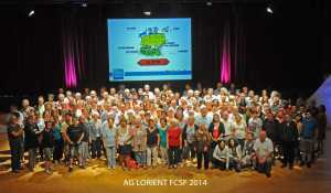 Photo groupe AG Lorient