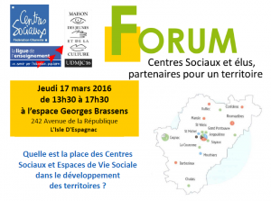 Forum 17 mars